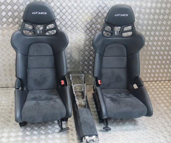 ASIENTOS CARBON GT3 RS PORSCHE 991 F139