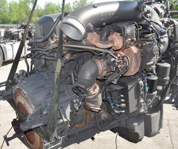 MOTOR PACCAR DAF XF 106 14R MX-13