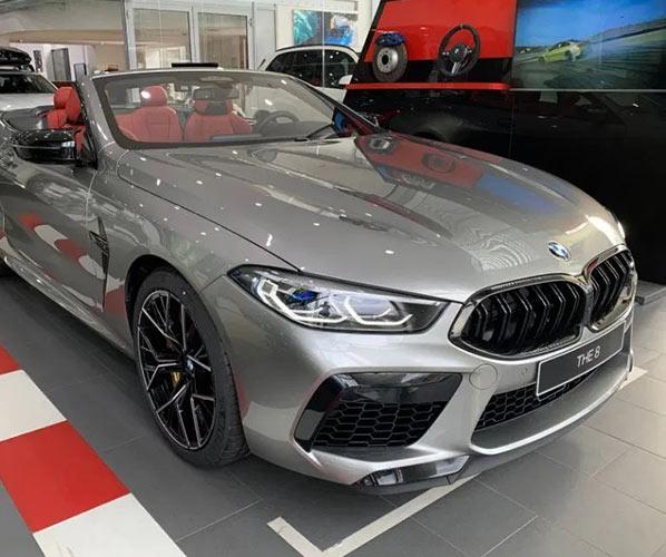 BMW Serie 8 G14/G15/G16 2019 Cabrio